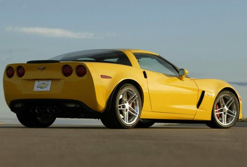 2011 Corvette Z06 Gets Go-Fast And Stop-Fast Upgrades