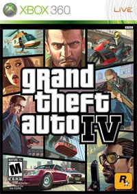 GTA IV Still The U.S. Software Champ In May