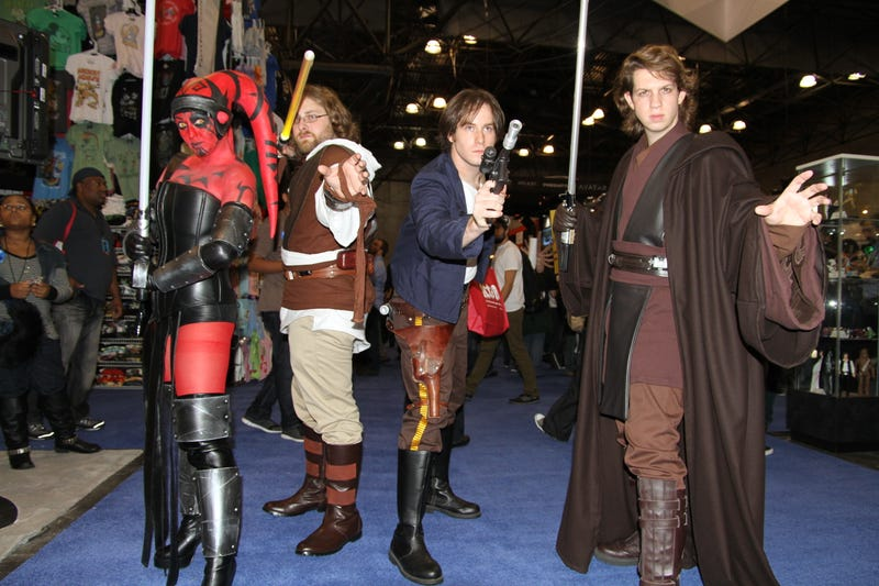 New York Comic-Con Cosplay Gallery Day 1