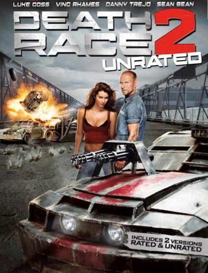 Death Race 2 clip locks you back up on Terminal Island