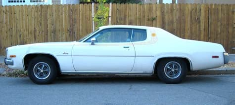 1974 Plymouth Satellite Sebring Sundance Edition