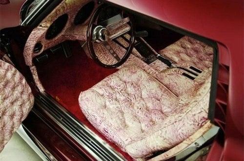 Roman's Chariot '68 Corvette Makes Us Hungry For Red Velvet Cake