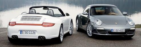 2009 Porsche 911 Carrera 4: AWD Bruce