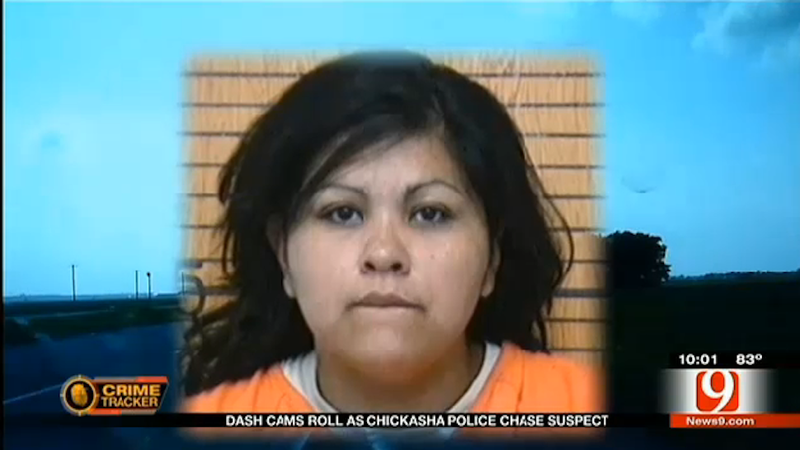 Drunk Driver Leads Cops on High Speed Chase to Her Preferred Jail