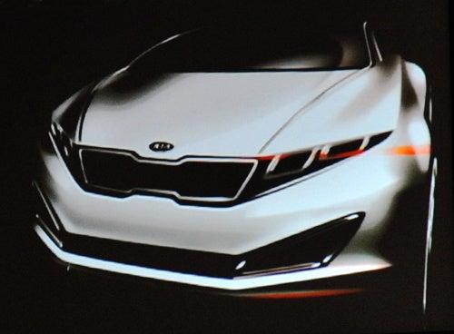 Kia Readying RWD Genesis-Based Sedan
