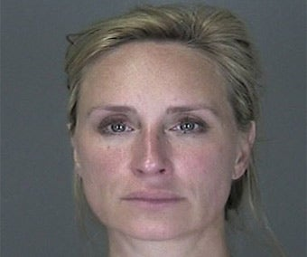Real Housewife Sonja Morgan Arrested