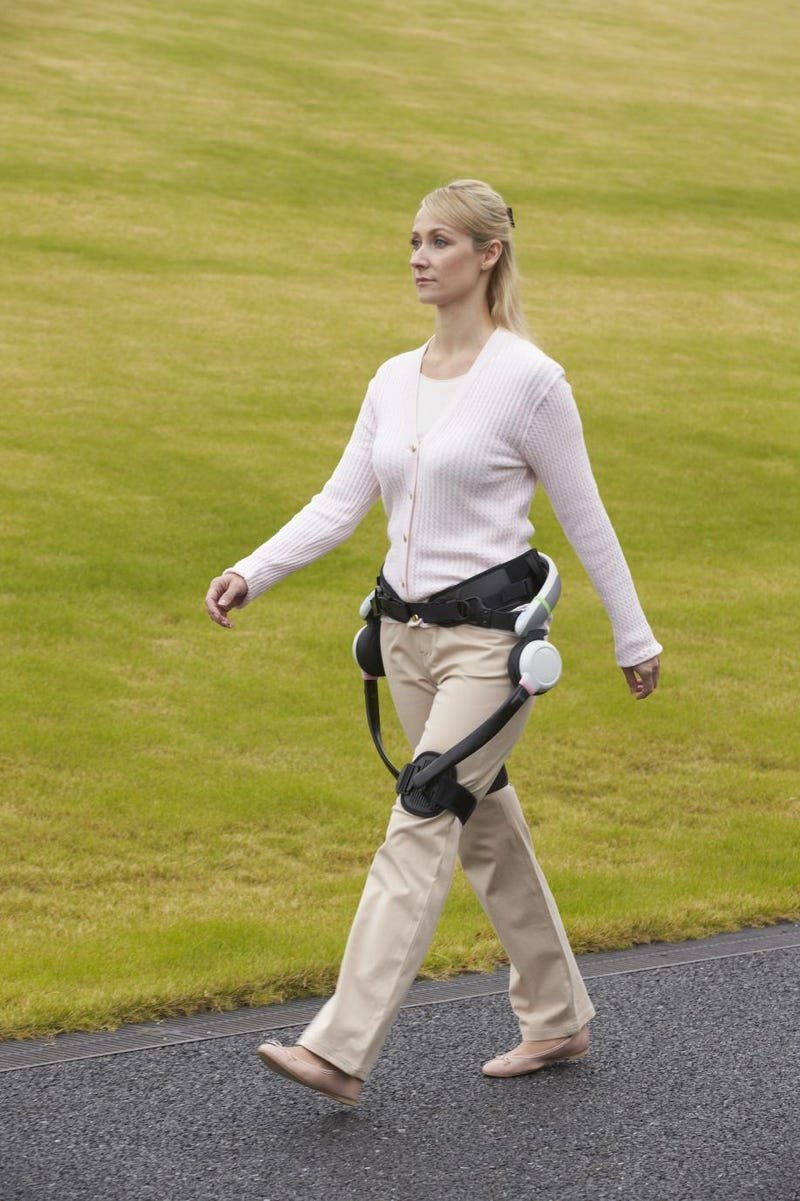 U.S. Research Begins On Honda Walking Assist Device