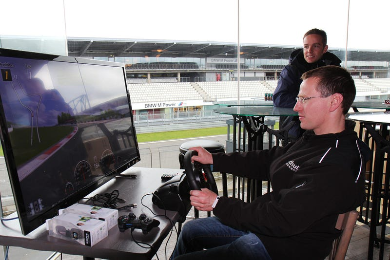 Gran Turismo Boss Enters Car Race, Quietly Uses Video Game To Help