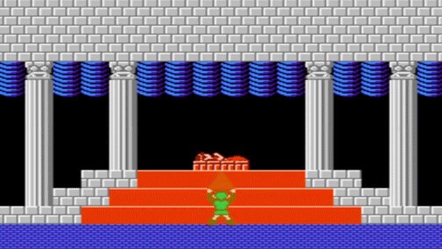 The Best NES Game Endings