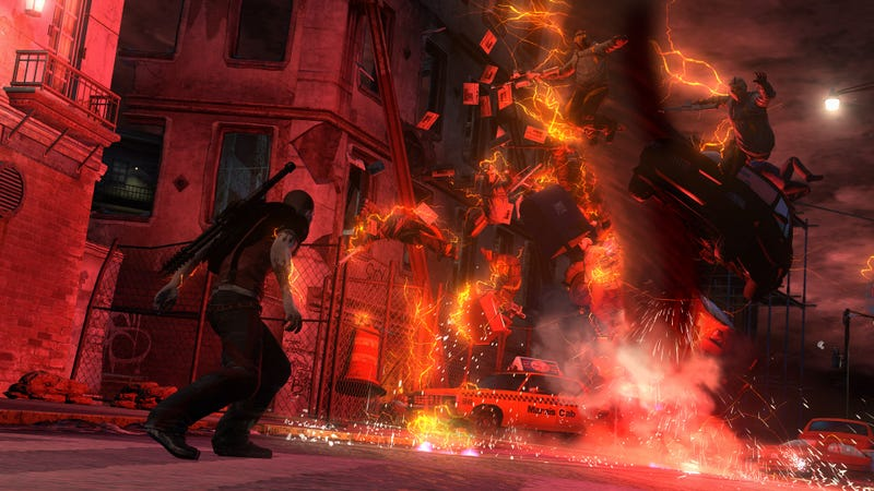 Infamous 2 Is Our Next Garish Super-Hero Comic, In Video Game Form