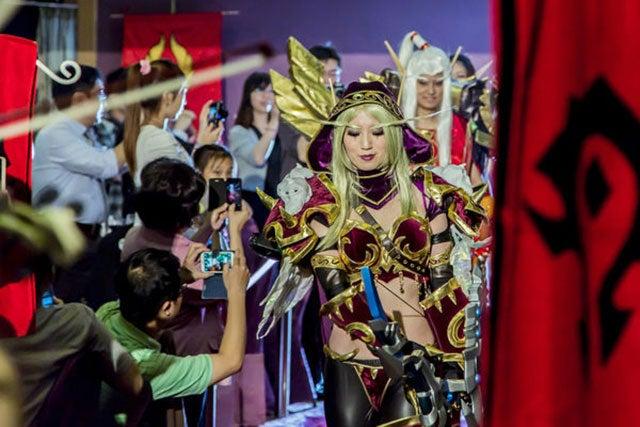World Of Warcraft Wedding Was A Cosplay Extravaganza