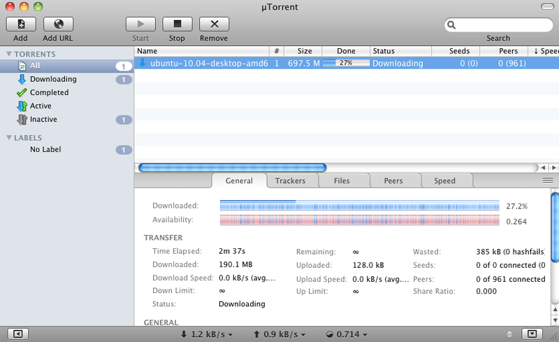 How Does the Newly Released uTorrent for Mac Compare to Transmission?