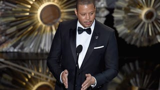 Terrence Howard Has a Small Dick, Says His Wife, Says Terrence Howard