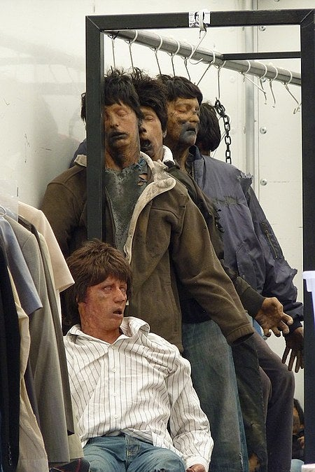 First look at the zombies from World War Z