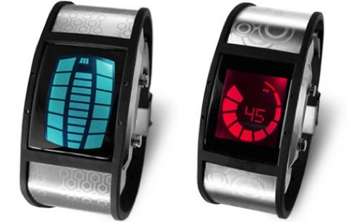 Scramble and Progression Tokyo Flash Watches Aren't Totally Confusing