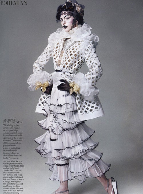 Vogue Authorizes Six Kinds Of Womanhood