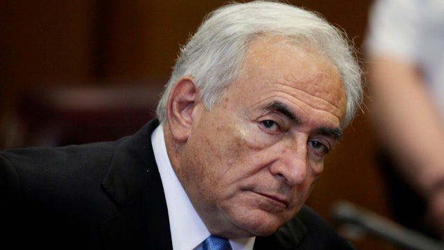 As Strauss-Kahn Case Crumbles, Names Become An Issue