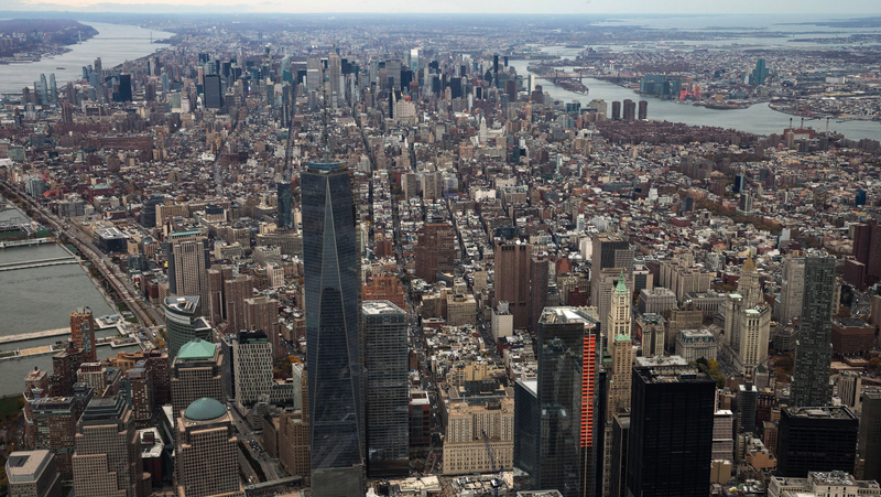 How an Ancient Mountain Range Made NYC's Skyscrapers Possible