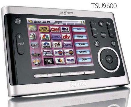 Philips TSU9600 Pronto Professional is the Mega Remote