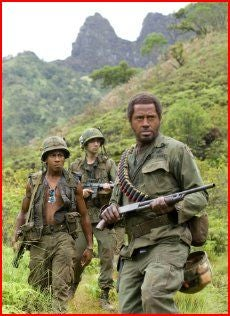 Tropic Thunder Movie Pimps Wii, Gaming