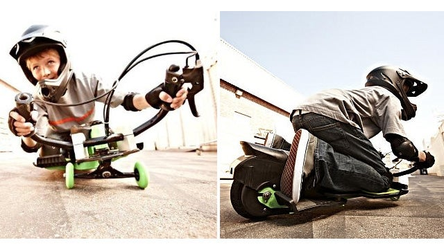 This Skateboard/Motorcycle Hybrid Is a Skinned Knee Factory