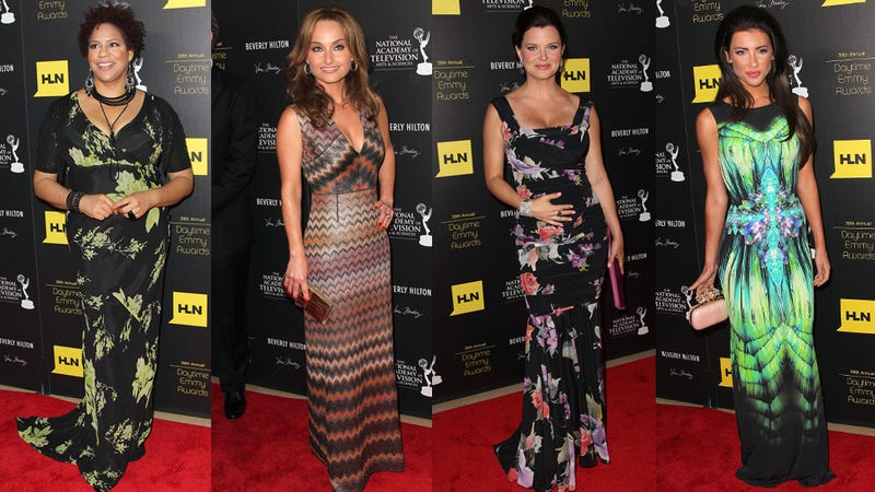 A Glamour Deficit at the Daytime Emmys