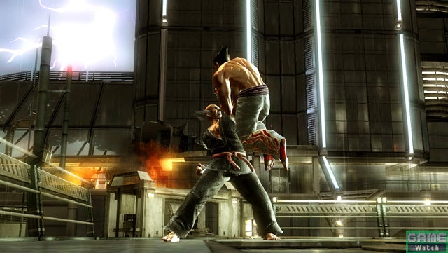 First Tekken 6 Multi-Platform Screens