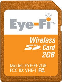Eye-Fi Doubles Speeds, Adds MobileMe