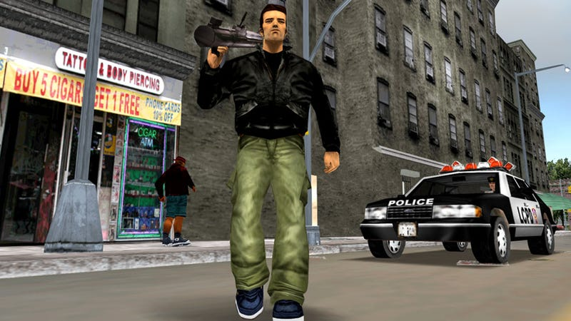 Here's the First Dumbass Thing the Mainstream Media Said About Grand Theft Auto III