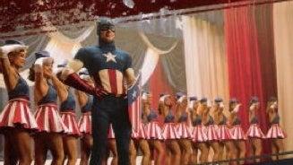 Captain America Photos