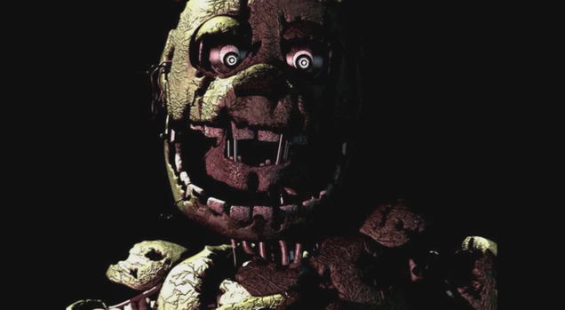 Cool things that fnaf players might ve missed in fnaf3 they include