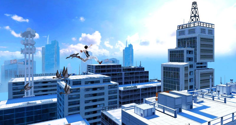 Mirror's Edge iPhone Review: Free As A Bird
