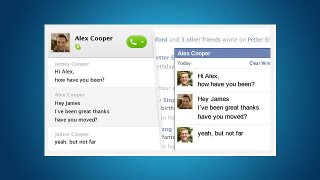 Skype 5.4 for Mac Integrates with Facebook