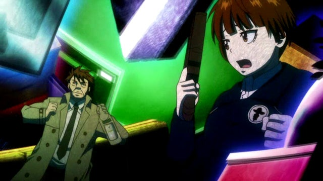 Psycho Pass is a Compelling Cyberpunk Mystery (And It's Only Half Done)