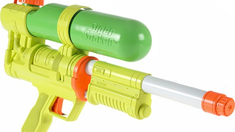 Squirt Guns Banned, Hand Guns Welcome at GOP Convention