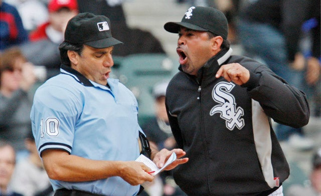 Better Know An Umpire: Phil Cuzzi