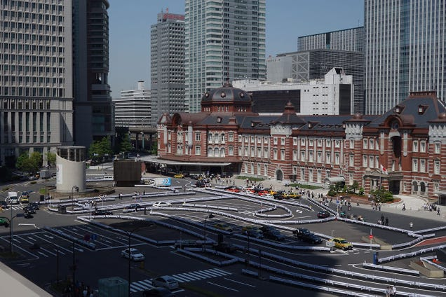 The Destruction of Tokyo's Geek District Looks Like This
