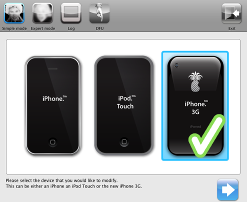 PwnageTool, QuickPwn Jailbreak Tools for iPhone 2.2.1 Officially Available for Mac