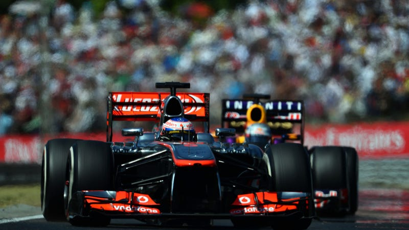 How Formula One Racing Can Help Save Infants