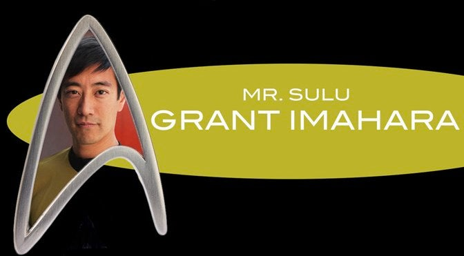 Mythbusters' Grant Imahara Playing Sulu in a New Star Trek Fan Film!