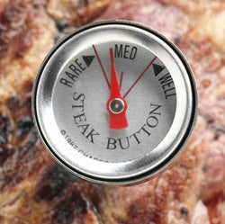 Steak Button Thermometers Makes Cooking Steak Easy Enough For Five-Year-Olds