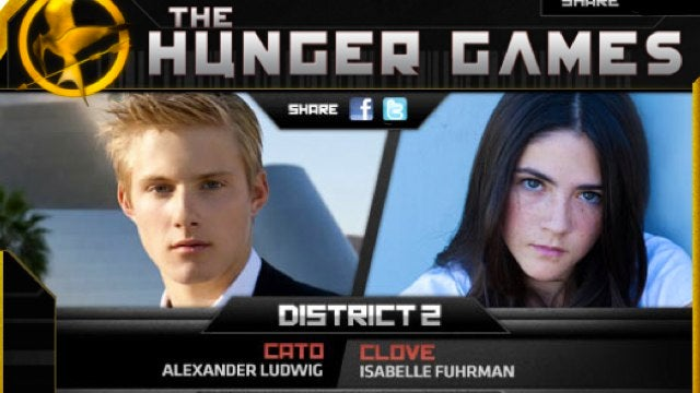 Behold the movie version of The Hunger Games' District 12