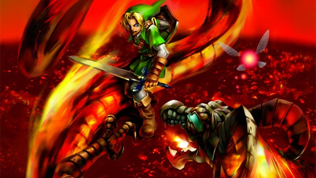 The Legend of Zelda Puts Nintendo 3DS Back on Top in Japan