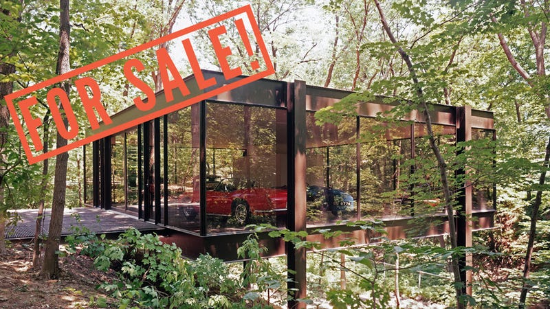 The Ferris Bueller glass house is back on the market!