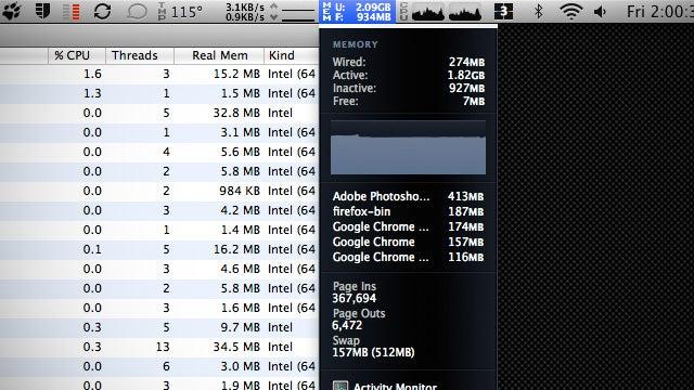 Take Control of Your Mac's Memory Usage