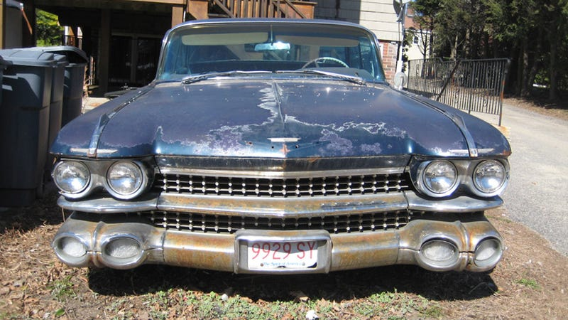 Found off the cape edition: 1959 Cadillac
