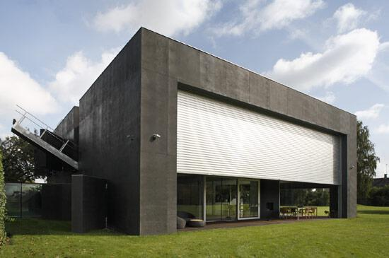 Polish luxury home is perfect for waiting out the post-apocalyptic hordes