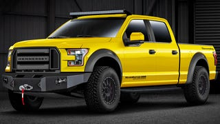VelociRaptor 600 Is The Ultimate Ass-Hauling Off-Road 2015 Ford F-150