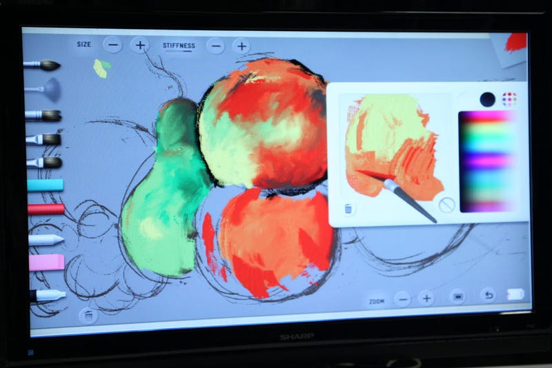 Project Gustav: Microsoft Research Updates MS Paint In a Huge Way