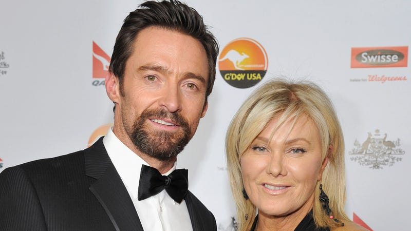 Hugh Jackman's Wife Doesn't Like It When You Say Her Husband Is Gay, Jackman Seems Unfazed